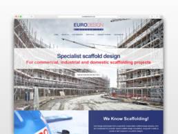 euro-design-webpage